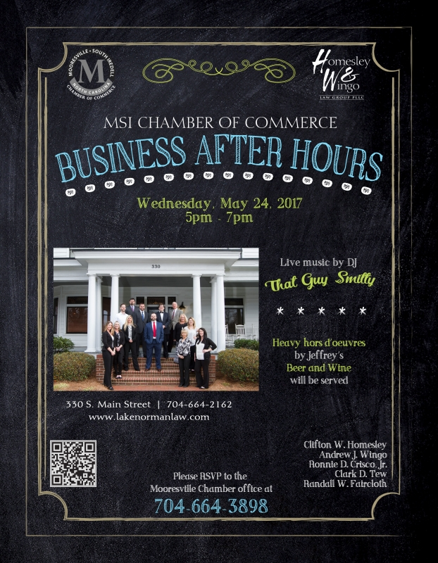 2017 Business After Hours Event